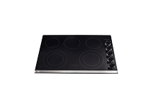 View All Electric Cooktops