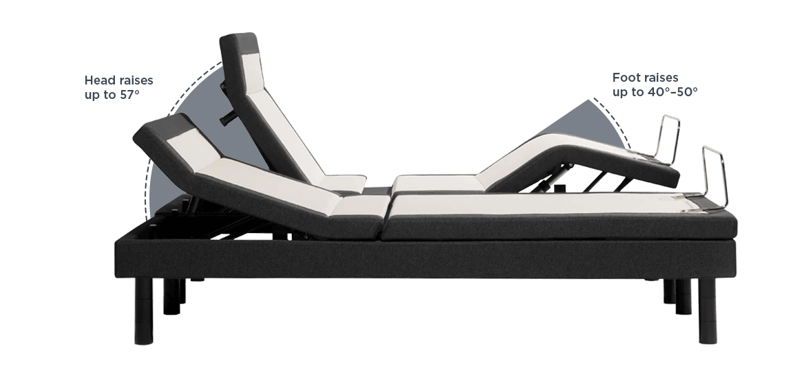 adjustable base diagram
