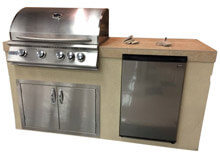 View All Outdoor Kitchens