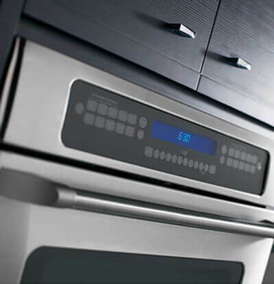 GE Café Microwave Features